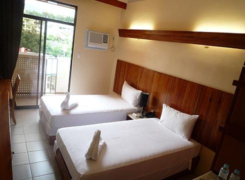 Tsaiホテル寮